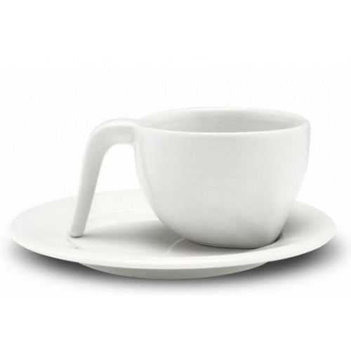 Iittala Ego Breakfast Cup and Saucer Set