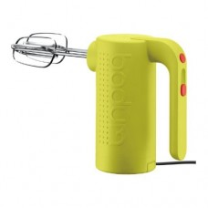 Bodum Bistro Electric Hand Mixer in Lime Green