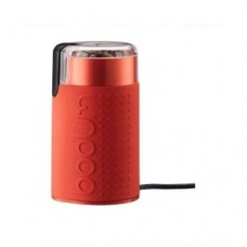 Bodum Bistro Electric Coffee Grinder in Red