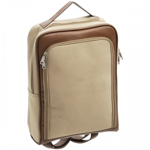 Canvas  Laptop  Rucksack  Bag
