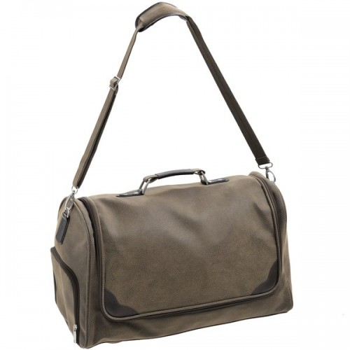 Mock  Nubuck  Travel  Carry  Bag
