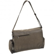 Mock  Nubuck  Laptop  Bag
