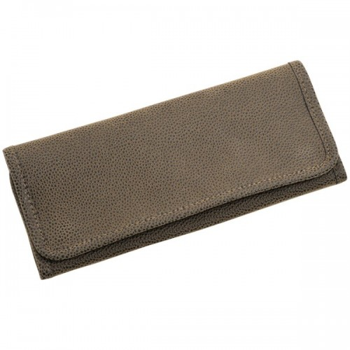 Mock  Nubuck  Travel  Wallet