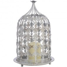 Moroccan  Style  Metal  Birdcage