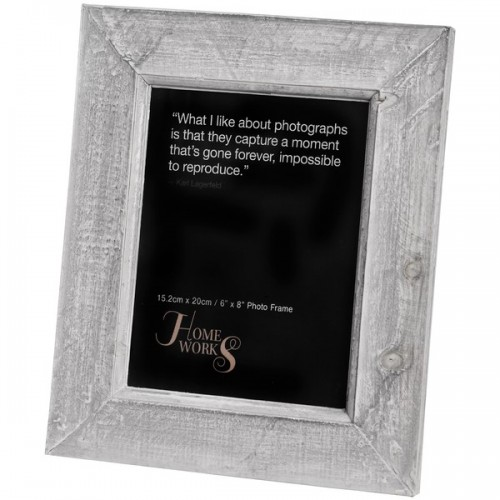 Wooden  Photo  Frame  -  Large