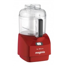 Magimix 18103 Le Micro Deep Red Mini Chopper