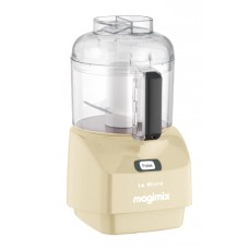 Magimix 18105 Le Micro Mini Chopper in Cream