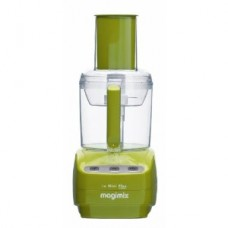 Magimix Le Mini Plus Food Processor with BlenderMix - Green