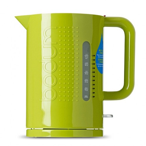 Bodum Bistro Kettle 1.5Lt in Lime Green