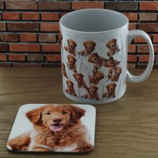 Mug and Coaster Set - My Dog