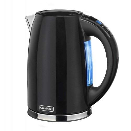 Cuisinart CPK17BKU Multi-Temp Jug Kettle in Black