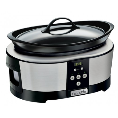 Crock Pot Slow Cooker SCCPBPP605