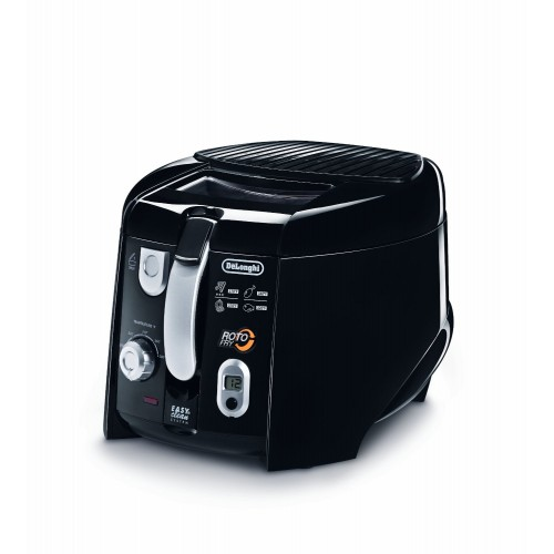 DeLonghi F28313.BK Roto Fryer with Timer