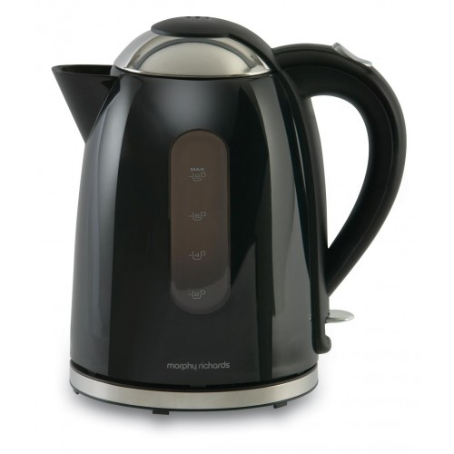 Morphy Richards 43173 Accents Black Jug Kettle