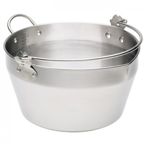 KitchenCraft Maslin Stainless Steel Jam Pan