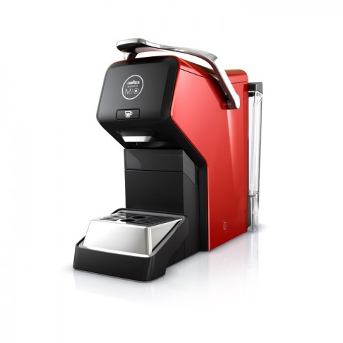 AEG Lavazza A Modo Mio Éspria Pod Coffee Machine in Red-  LM3100RE-U