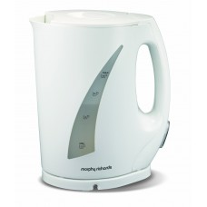 Morphy Richards Essentials 43485 Jug Kettle in White
