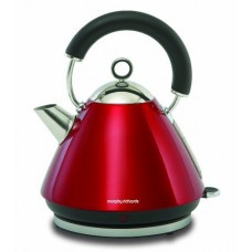 Morphy Richards 43772 Accents Red Kettle