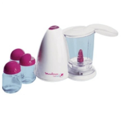 Moulinex Baby Chef - Baby Food Processor