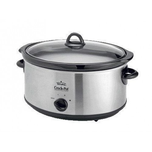 Crockpot SCV655-IUK Slow Cooker