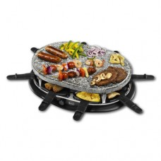 Swan Come Dine with Me Stone Raclette