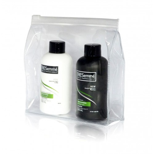 TRESEMME HAIR CARE TOILETRY BAG