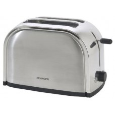 Kenwood TTM100 2 Slice Brushed Metal Toaster